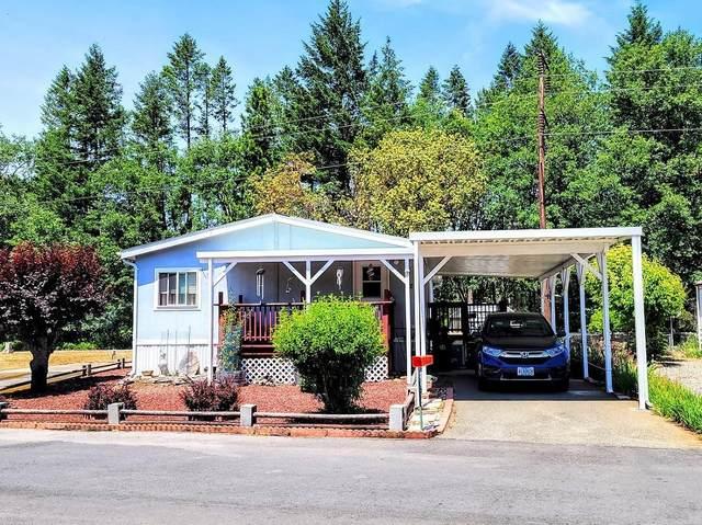222 Ollis Road Unit 62, Cave Junction, OR 97523 (MLS #220124009) :: Vianet Realty