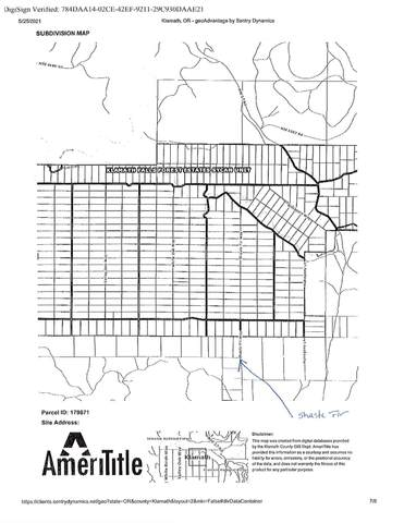 Shasta Fir Lot 17, Bly, OR 97622 (MLS #220124049) :: Bend Relo at Fred Real Estate Group