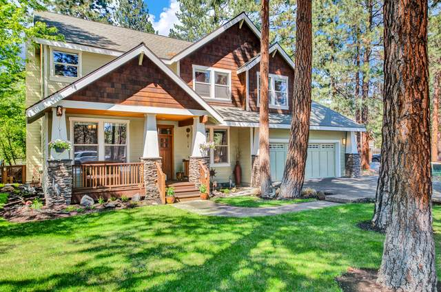 1016 E Creekside Court, Sisters, OR 97759 (MLS #220124187) :: Berkshire Hathaway HomeServices Northwest Real Estate