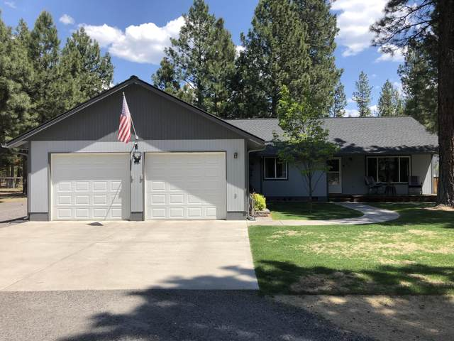 1726 Saddle Horn, La Pine, OR 97739 (MLS #220124193) :: The Ladd Group