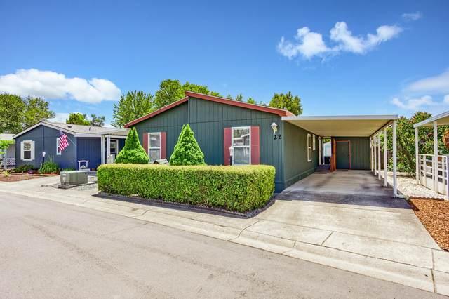93 Northridge Terrace #22, Medford, OR 97501 (MLS #220124203) :: Chris Scott, Central Oregon Valley Brokers