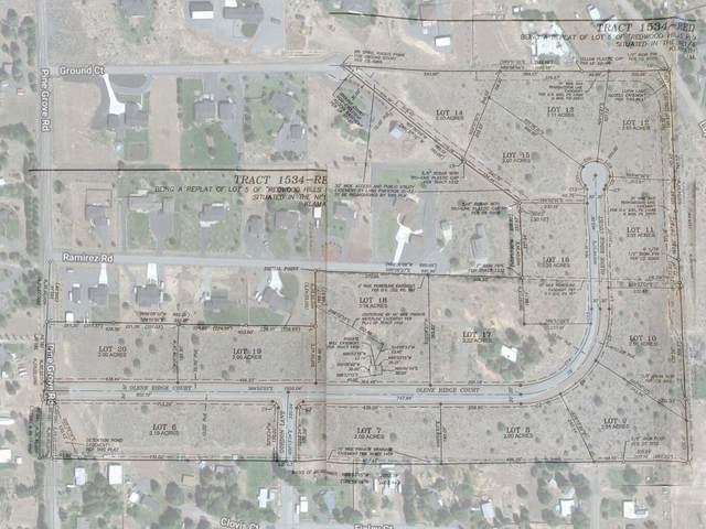 Olene Ridge Court Lot 11, Klamath Falls, OR 97603 (MLS #220124298) :: The Ladd Group
