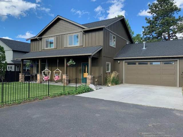 19640 Harvard Court, Bend, OR 97702 (MLS #220124363) :: Coldwell Banker Sun Country Realty, Inc.
