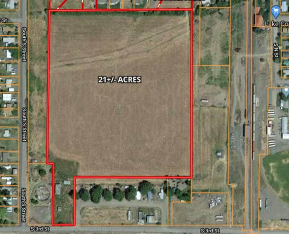 0 S 3rd Street, Lakeview, OR 97630 (MLS #220124385) :: Bend Relo at Fred Real Estate Group