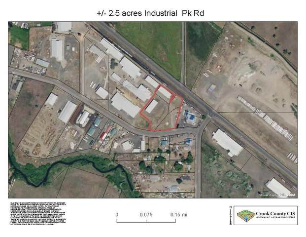0 NW Industrial Park Road, Prineville, OR 97754 (MLS #220124464) :: Coldwell Banker Bain