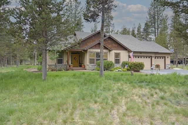 54885 Tamarack Road, Bend, OR 97707 (MLS #220124480) :: Chris Scott, Central Oregon Valley Brokers