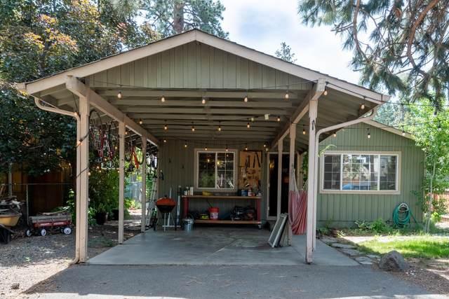 1411 NW Newport Avenue, Bend, OR 97703 (MLS #220124482) :: Chris Scott, Central Oregon Valley Brokers