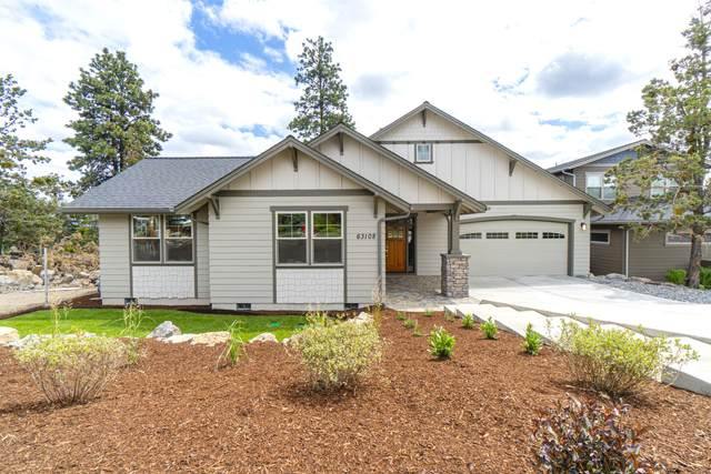 63108 Pikes Court, Bend, OR 97701 (MLS #220124647) :: Coldwell Banker Bain