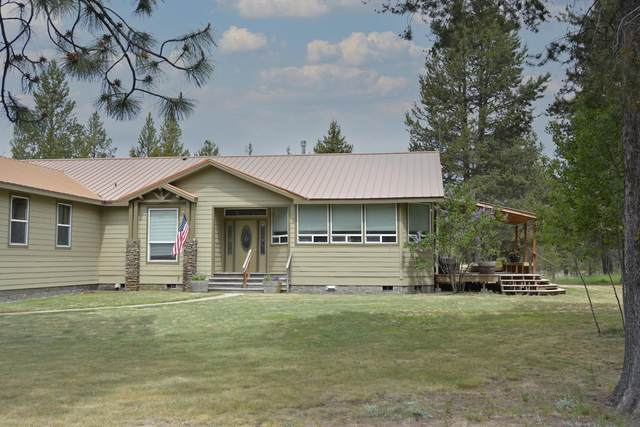16020 Dawn Road, La Pine, OR 97739 (MLS #220124750) :: Berkshire Hathaway HomeServices Northwest Real Estate