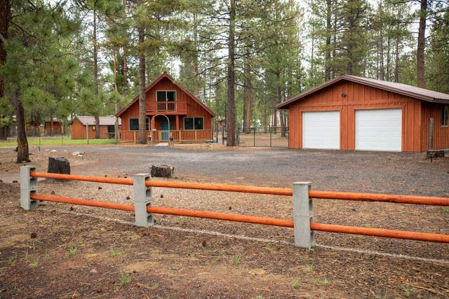 153665 Wagon Trail Road Road, La Pine, OR 97739 (MLS #220124765) :: Coldwell Banker Bain
