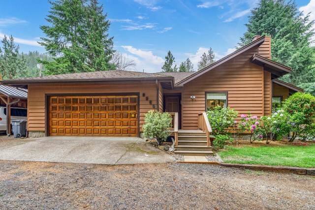 9250 Wagner Creek Road, Talent, OR 97540 (MLS #220124787) :: The Ladd Group