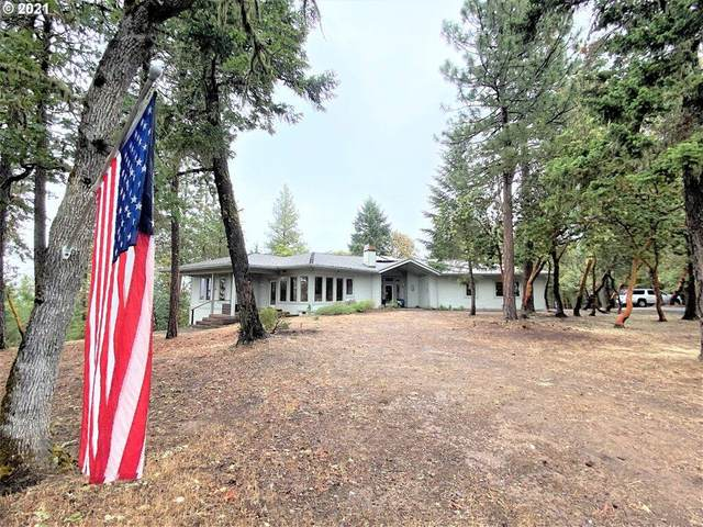 300 Andesite Drive, Jacksonville, OR 97530 (MLS #220124818) :: Bend Homes Now