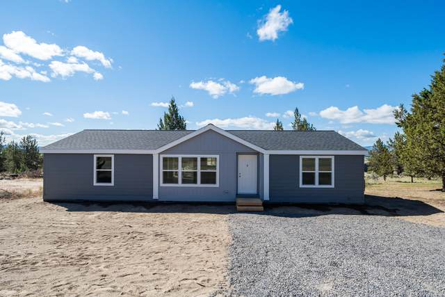 6228 NW Elliot Street, Prineville, OR 97754 (MLS #220124855) :: Bend Relo at Fred Real Estate Group