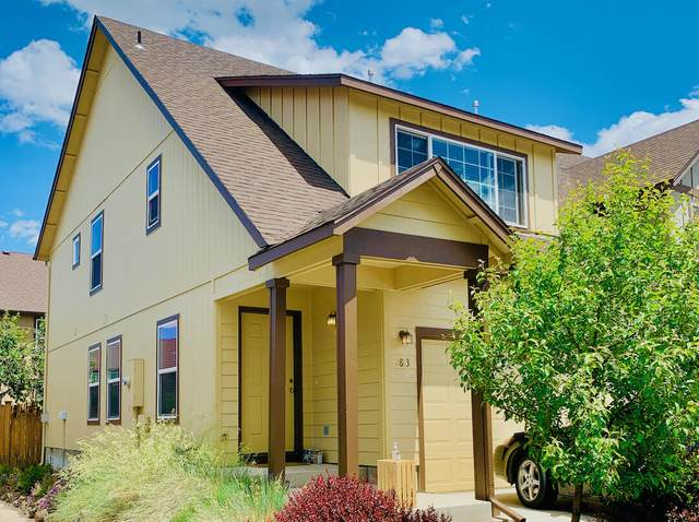 2813 SW Indian Circle, Redmond, OR 97756 (MLS #220124873) :: Bend Relo at Fred Real Estate Group
