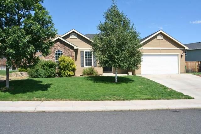 2145 Jeffrey Lane, Klamath Falls, OR 97603 (MLS #220125002) :: Berkshire Hathaway HomeServices Northwest Real Estate