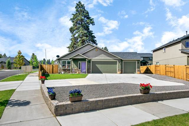 61465 Lucia Street, Bend, OR 97702 (MLS #220125025) :: Keller Williams Realty Central Oregon