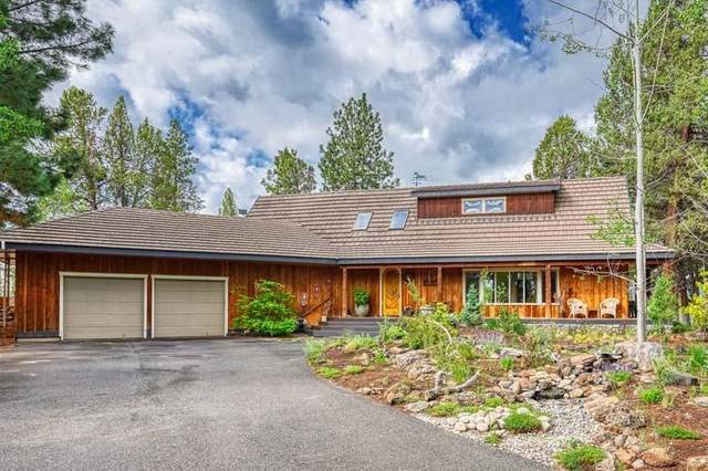 70150 Stevens Canyon Road, Sisters, OR 97759 (MLS #220125084) :: Coldwell Banker Bain