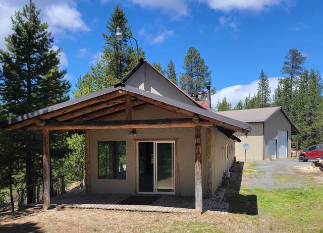 18907 Ruth Lane, Crescent Lake, OR 97733 (MLS #220125100) :: The Ladd Group