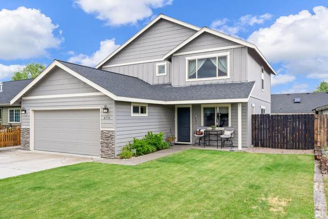 676 NE Providence Drive, Bend, OR 97701 (MLS #220125112) :: Coldwell Banker Sun Country Realty, Inc.