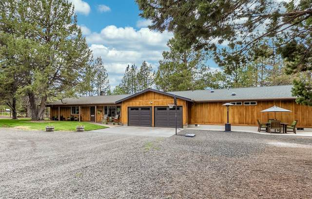64460 Quail Drive, Bend, OR 97703 (MLS #220125117) :: The Riley Group