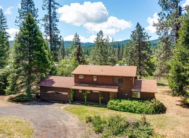 4600 Fish Lake Rd, Butte Falls, OR 97522 (MLS #220125150) :: Coldwell Banker Sun Country Realty, Inc.