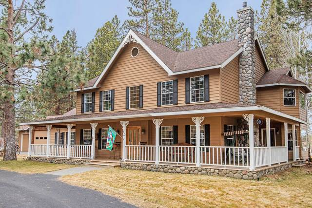 69312 Camp Polk Road, Sisters, OR 97759 (MLS #220125198) :: Arends Realty Group