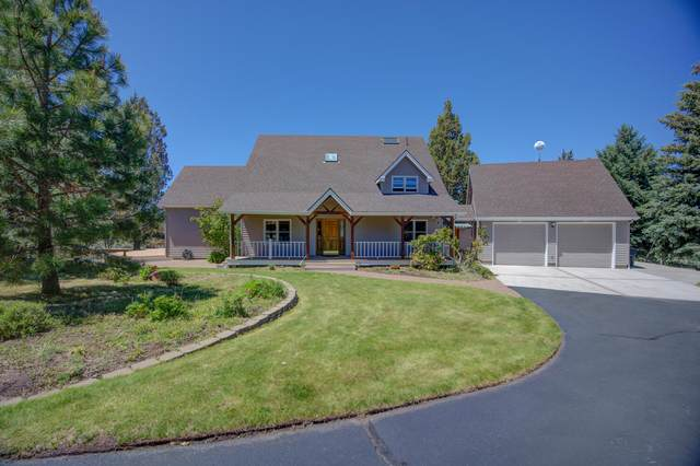 22052 Banff Drive, Bend, OR 97702 (MLS #220125210) :: The Riley Group
