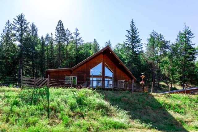 7097 Griffin Lane, Jacksonville, OR 97530 (MLS #220125212) :: The Ladd Group