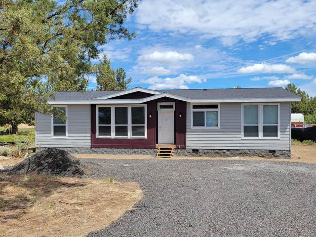 8258 SW High Cone Drive, Terrebonne, OR 97760 (MLS #220125215) :: The Riley Group