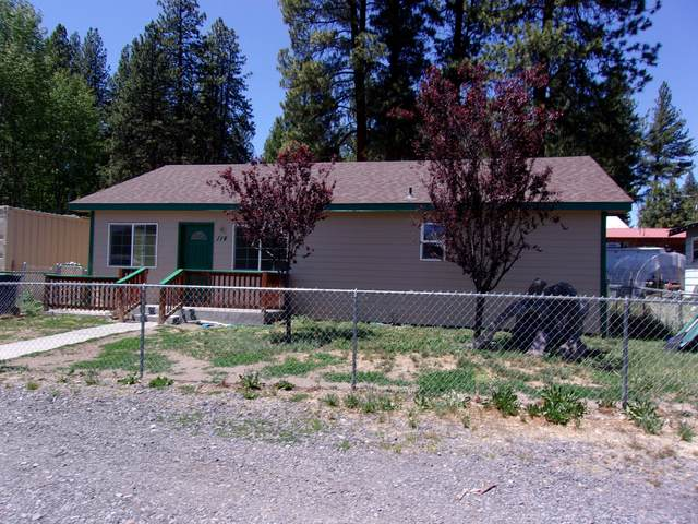 114 S Lalo Avenue, Chiloquin, OR 97624 (MLS #220125218) :: Chris Scott, Central Oregon Valley Brokers