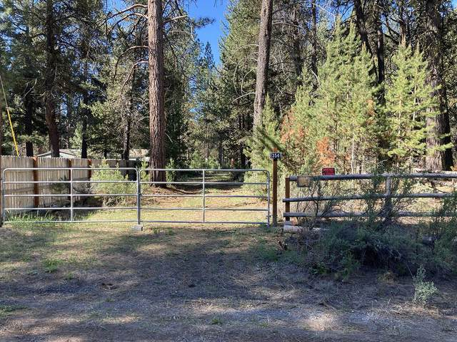 354 Camp Drive, Chiloquin, OR 97624 (MLS #220125314) :: The Riley Group