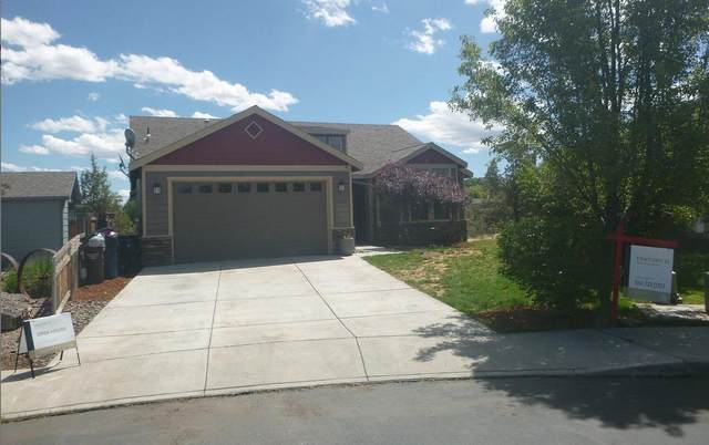 460 NW 16th Place, Redmond, OR 97756 (MLS #220125367) :: Fred Real Estate Group of Central Oregon
