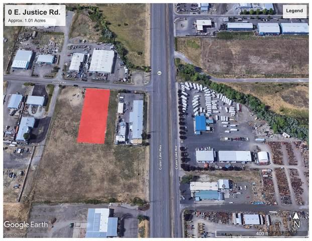 0 E Justice Road, Medford, OR 97504 (MLS #220125425) :: FORD REAL ESTATE