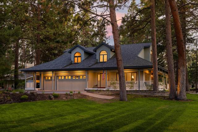 60661 Thunderbird Court, Bend, OR 97702 (MLS #220125495) :: Coldwell Banker Bain
