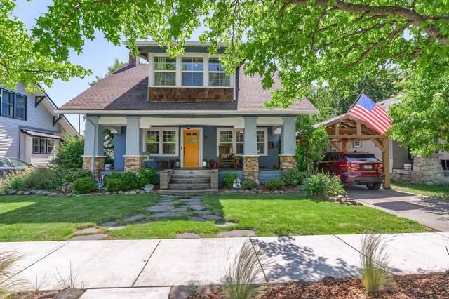 54 Rose Avenue, Medford, OR 97501 (MLS #220125534) :: Coldwell Banker Bain