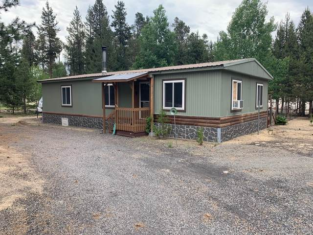 146739 Junos Road, Gilchrist, OR 97737 (MLS #220125543) :: Bend Homes Now