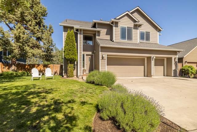 63008 Sawyer Reach Lane, Bend, OR 97703 (MLS #220125603) :: Chris Scott, Central Oregon Valley Brokers