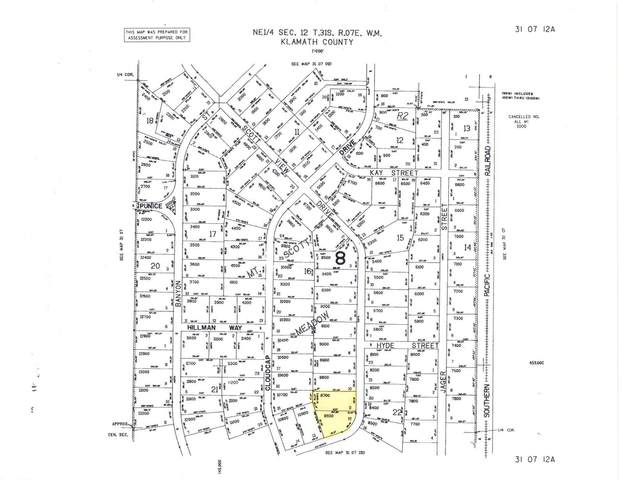 Lots 11-12 Scottview Drive, Chiloquin, OR 97624 (MLS #220125645) :: The Riley Group