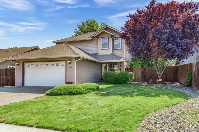 1663 Nunnwod Lane, Grants Pass, OR 97527 (MLS #220125681) :: The Riley Group