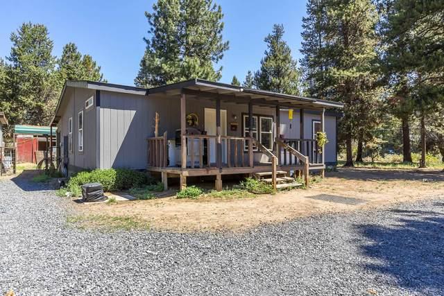 16040 Lava Drive, La Pine, OR 97739 (MLS #220125698) :: The Ladd Group