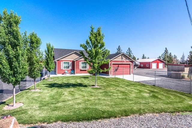 5335 NW Irwin Lane, Redmond, OR 97756 (MLS #220125740) :: Stellar Realty Northwest