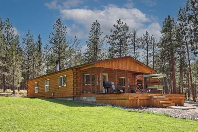 69315 Deer Ridge Road, Sisters, OR 97759 (MLS #220125848) :: Team Birtola | High Desert Realty
