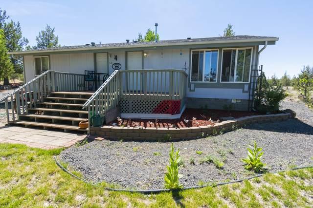 15176 SE Cayuse Road, Prineville, OR 97754 (MLS #220125960) :: Fred Real Estate Group of Central Oregon