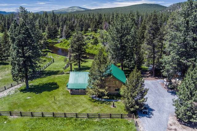 152212 Hackamore Lane, La Pine, OR 97739 (MLS #220126000) :: Fred Real Estate Group of Central Oregon