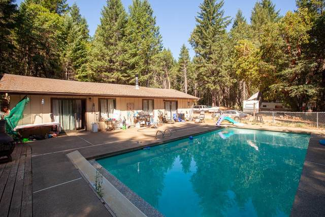 250 Crest Drive, Cave Junction, OR 97523 (MLS #220126530) :: The Ladd Group