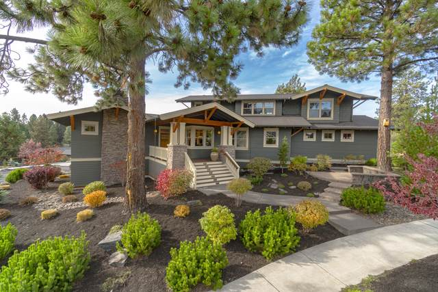 2215 NW Clearwater Drive, Bend, OR 97703 (MLS #220126705) :: The Ladd Group