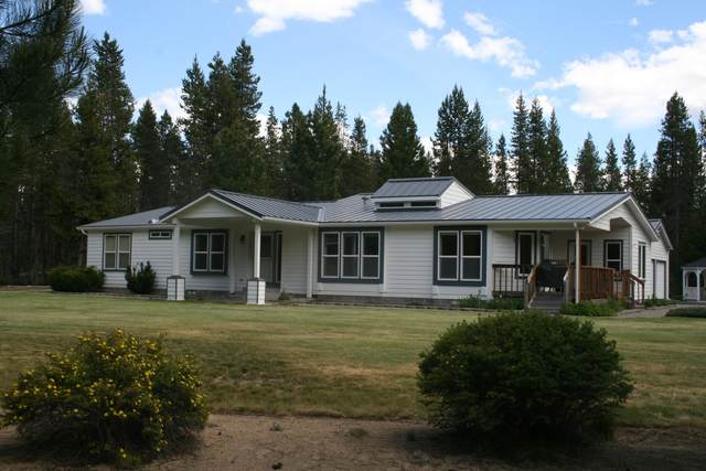 1716 Terret Road, La Pine, OR 97739 (MLS #220126765) :: Fred Real Estate Group of Central Oregon