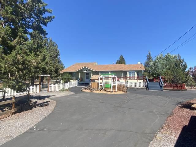 13341 SW Cinder Drive, Terrebonne, OR 97760 (MLS #220126842) :: Premiere Property Group, LLC