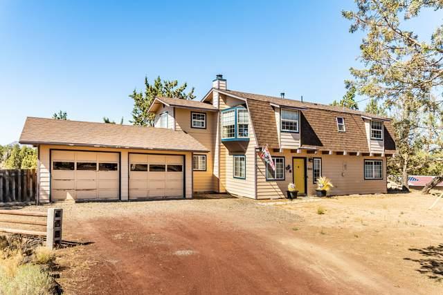 3923 NE Zamia Avenue, Redmond, OR 97756 (MLS #220127028) :: Team Birtola | High Desert Realty
