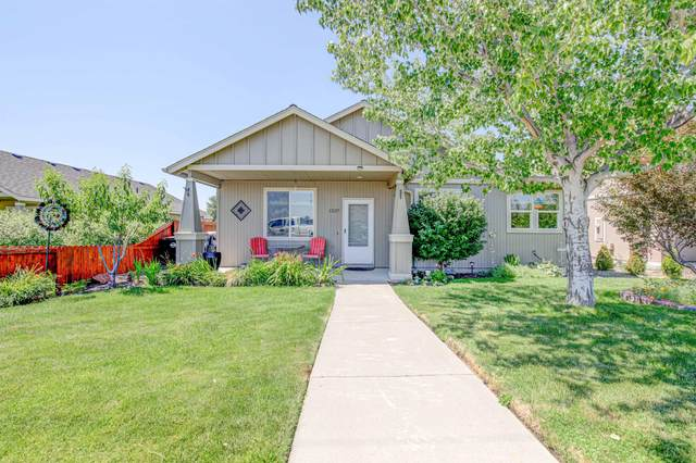1237 NE 5th Street, Redmond, OR 97756 (MLS #220127233) :: Arends Realty Group